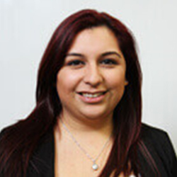 Photo of our financial specialist Jennifer Martinez