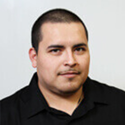 Photo of our Director of operations Martin Contreras