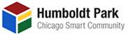 Photo of the humboldt park chicago smart community logo